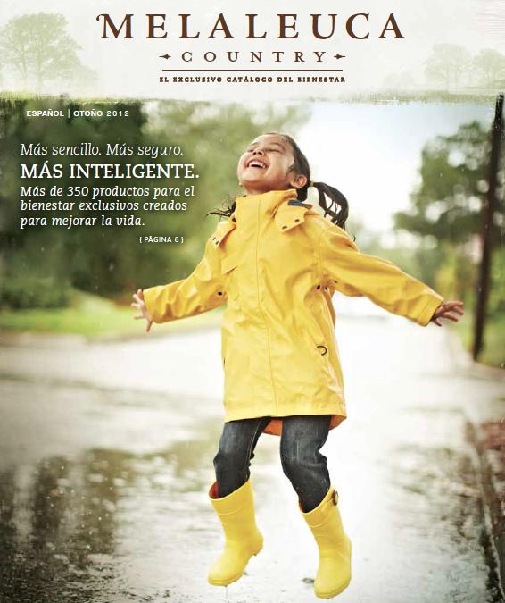 Melaleuca Country Catalog – Fall 2012