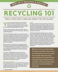 Recycling 101 Thumbnail