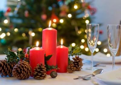 Navidad con sabor casero